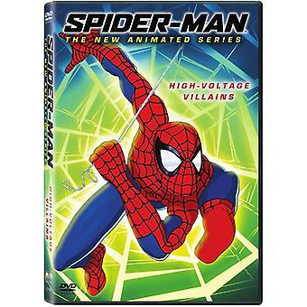 Homem-aranha - importação EUA série Spider-Man Vol. 2-Animated [DVD]