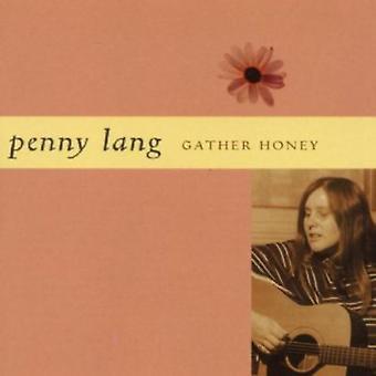 Penny Lang - import USA de recueillir le miel [CD]