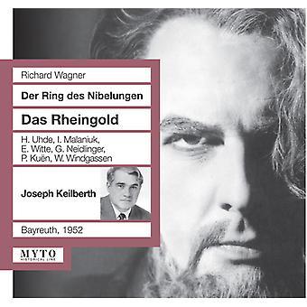 Josef Keilberth & Uhde - Richard Wagner: Das Rheingold [CD] USA import