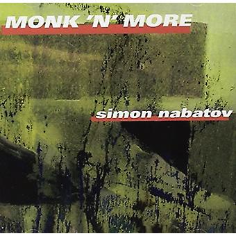 Simon Nabatov - Monk N More [CD] USA import