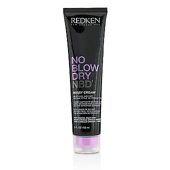 Redken ingen blåse tørr sjefete Cream (for grov vill hår)-150ml/5oz