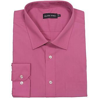 Double Two Long Sleeve Non Iron Shirt