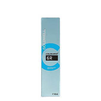 צבע גולדבאר 6R מהגוני מבריק שיער לצמיתות בגוון 60ml