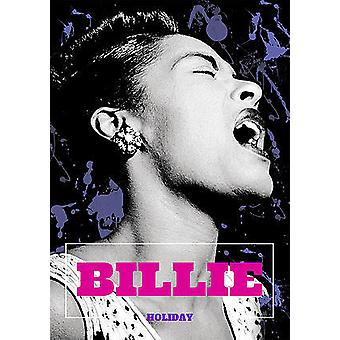 Billie Holiday Poster Lady Day Art Print (18x24)