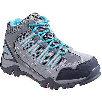 Hi Tec Boys & G Forza Mid Lace Up Waterproof Outdoor Walking Boots