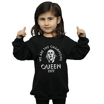 Queen jenter vi er Champions Sweatshirt
