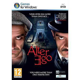 ALTER EGO PC DVD-ny