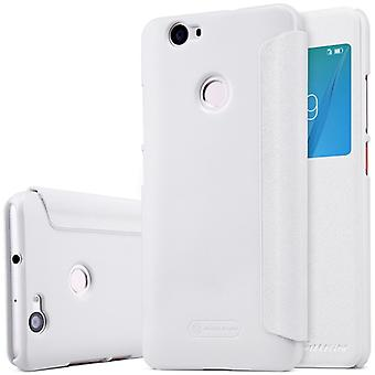 Nillkin smart cover white for Huawei Nova bag sleeve case pouch protective