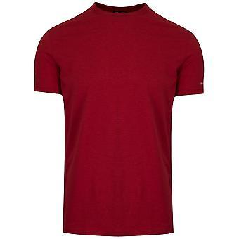 DSQUARED2 Underwear Red Marl T-Shirt