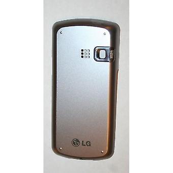 OEM LG AX265 UX265 Rumor2 småerte batteridekslet - sølv