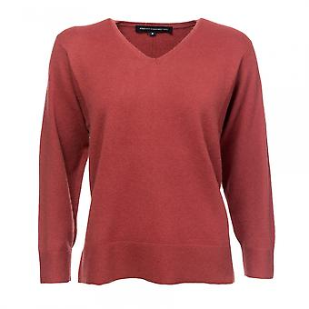 French Connection French Connection Ebba Vhari V Neck Womens Jumper