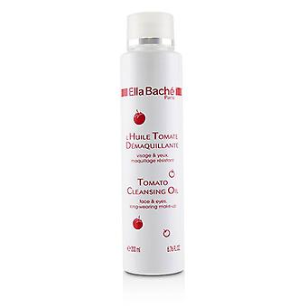 Ella Bache Tomato Cleansing Oil For Face & Eyes Long-wearing Make-up - 200ml/6.76oz