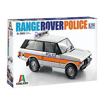 Italeri 1/24 - Range Rover (Police) #3661
