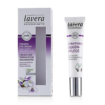 Lavera Triple-effect Hyaluronic Acids Firming Eye Cream - 15ml/0.5oz