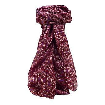Mulberry Silk Contemporary Quadrat Schal geometrischen G109 von Pashmina & Seide