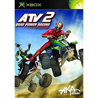 ATV Quad Power Racing 2 (Xbox) - New