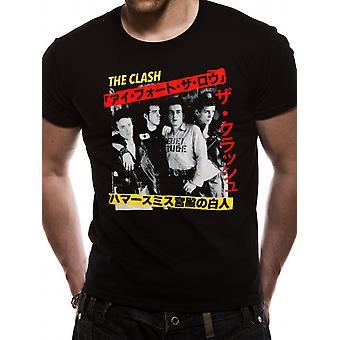 The Clash-Kanji T-Shirt