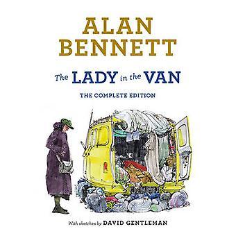 La Dama de la furgoneta (ed Main-The completo) - libro 9780571326204