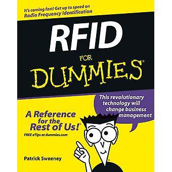 RFID For Dummies by Patrick J. Sweeney - 9780764579103 Book