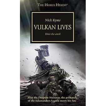Vulkan vit à côté de Nick Kyme - livre 9781849706100