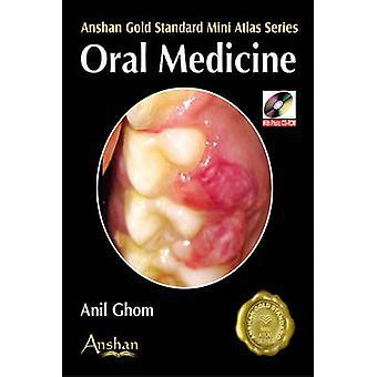 أطلس مصغرة لطب الفم قبل أنيل غوم-كتاب 9781905740383