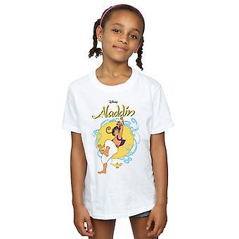Disney Girls Aladdin Rope Swing T-Shirt