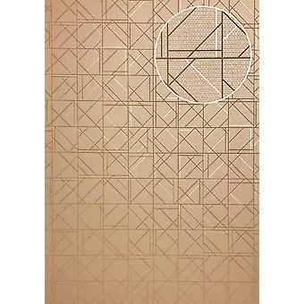 Non-woven wallpaper ATLAS XPL-591-3