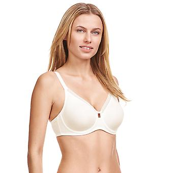 Susa 8063-2 Women's Wien Champagne Cream Padded Underwired Plus Size DD+ Support T-Shirt Bra