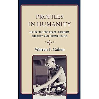 Profiler i menneskeheten: kampen om fred, frihet, likhet og menneskerettigheter