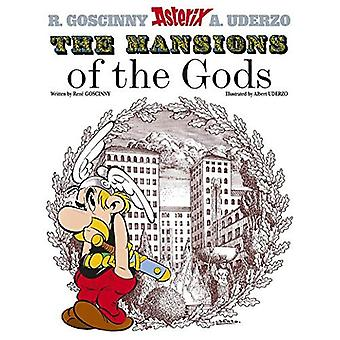 The Mansions of the Gods (Asterix (Orion Paperback))