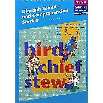 Digraaf geluiden en begrip verhalen: Bk.3