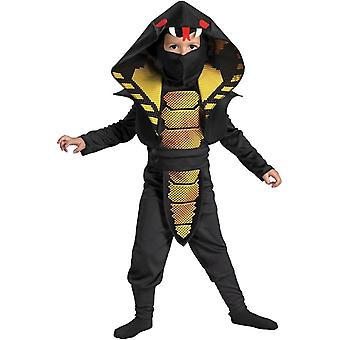 Ninja Cobra Costume for boy