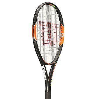 ウィルソンユニセックス火傷100S テニスラケット