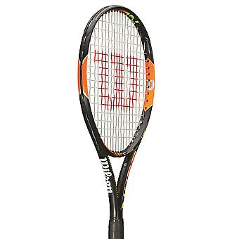 Wilson Unisex Burn 100S tennis maila