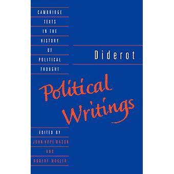 Diderot Political Writings di Denis Diderot