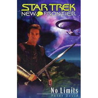Star Trek New Frontier No Limits Anthology by David & Peter
