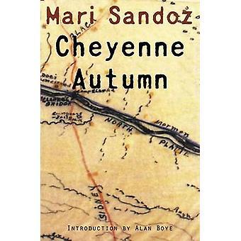 Cheyenne Autumn Tweede editie door Mari Sandoz