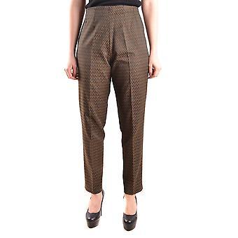 Pt05 Ezbc084041 Women's Multicolor Polyester Pants