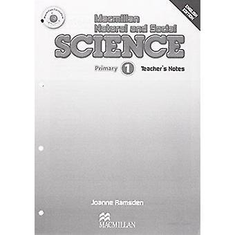MacMillan naturliga och samhällsvetenskaplig - lärarens bok - nivå 1 - Teache
