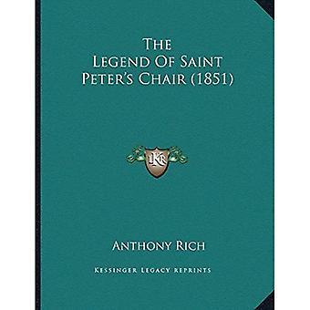 Legenden om St. Peteracentsa - en Centss stol (1851)