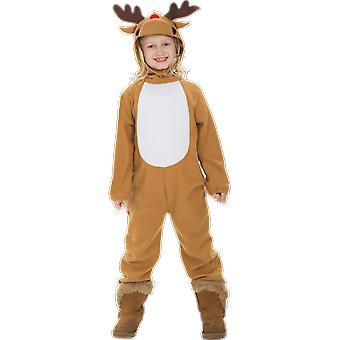 Orion costume copii Rudolph reni Crăciun animal Fancy Dress costum