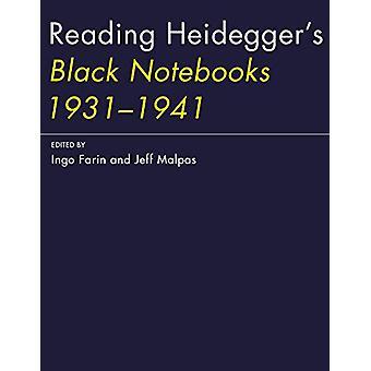 Reading Heidegger's Black Notebooks 1931--1941 by Ingo Farin - 978026