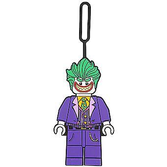 LEGO Batman Joker tegn gummi bagasjen tag