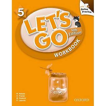 Let's Go-5-työkirja online Practice Pack (neljäs tarkistettu painos)
