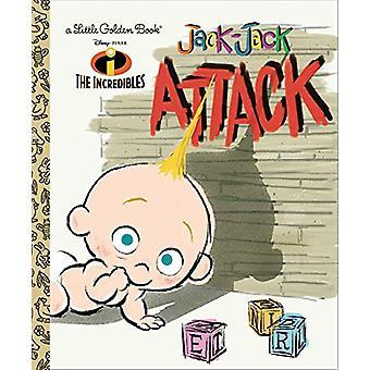 Jack-Jack Attack (Disney/Pixar the Incredibles) by Mark Andrews - 978