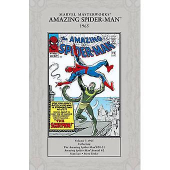 Amazing Spider-Man 1965 by Stan Lee - Steve Ditko - 9781905239801 Book