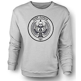Mens Sweatshirt Taskforce 141 - Special Forces Gamer