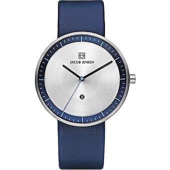 Relógio masculino-Jacob Jensen 272 estratos