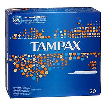 Tampax Super Plus Classic Buffer 20 Units