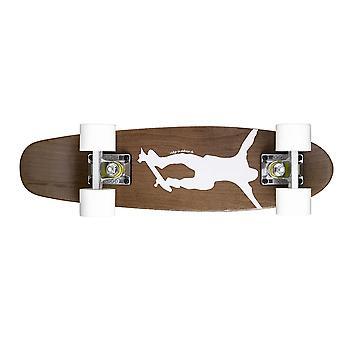 Ridge Nr1 Mini lönn 55cm Retro Cruiser Skateboard